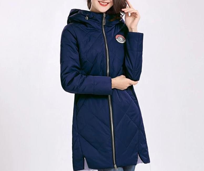 Thin Cotton Parka Women Just For You - Women Coat
