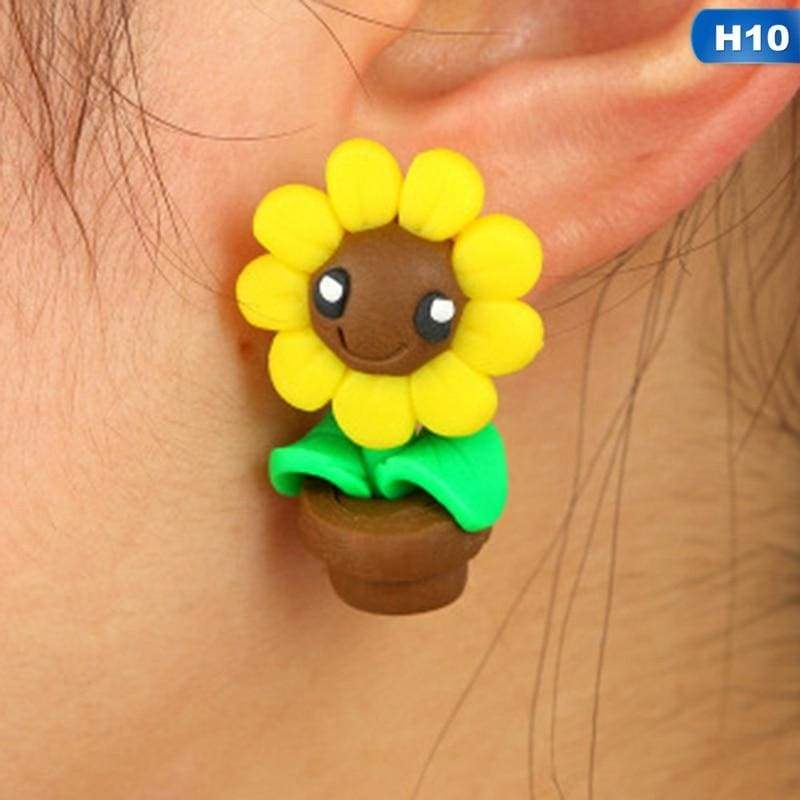Cute Animal Earrings - Stud Earrings