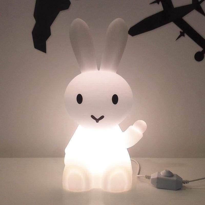 Cute Bunny Rabbit Lamp - LED Night Lights