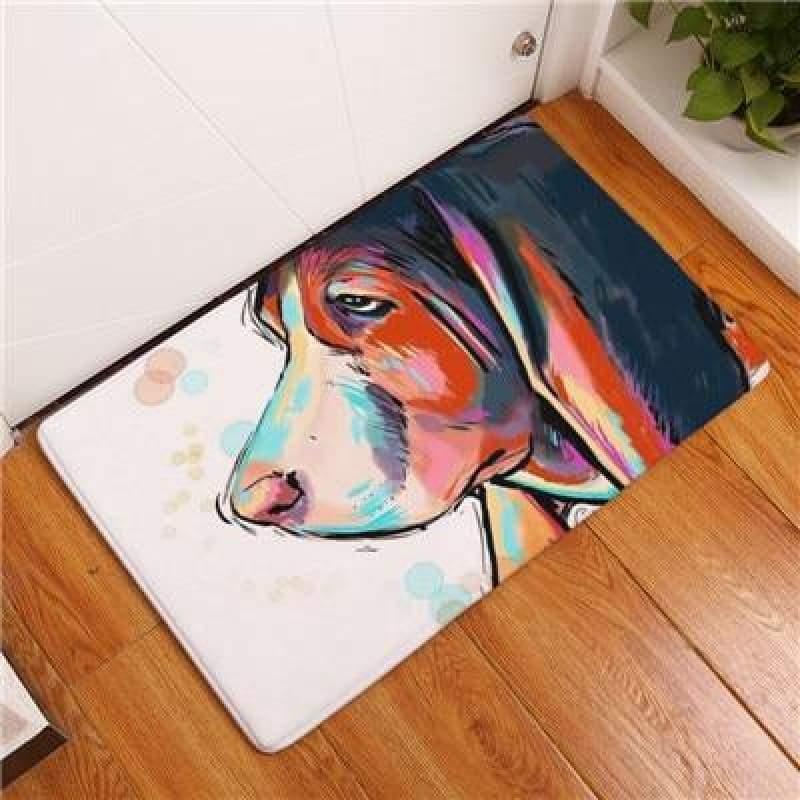Dog Floor Mat Just For You - 10 / 40x60cm - Mat