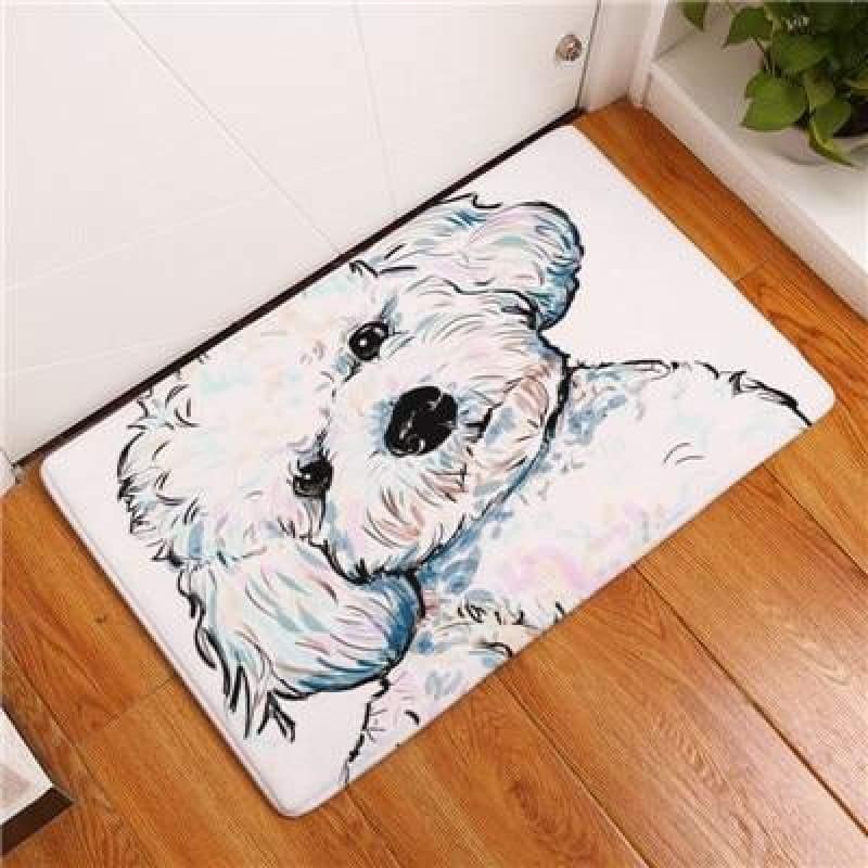 Dog Floor Mat Just For You - 11 / 40x60cm - Mat