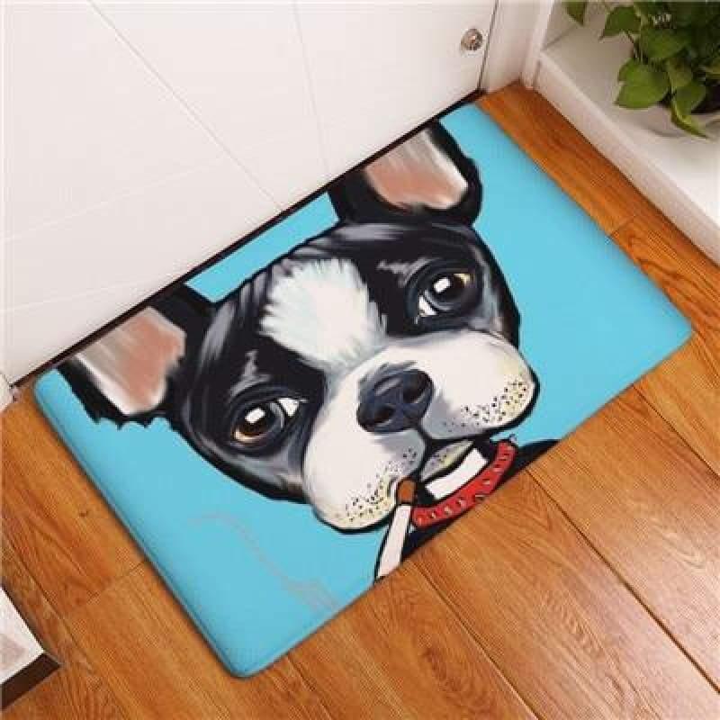 Dog Floor Mat Just For You - 1 / 40x60cm - Mat