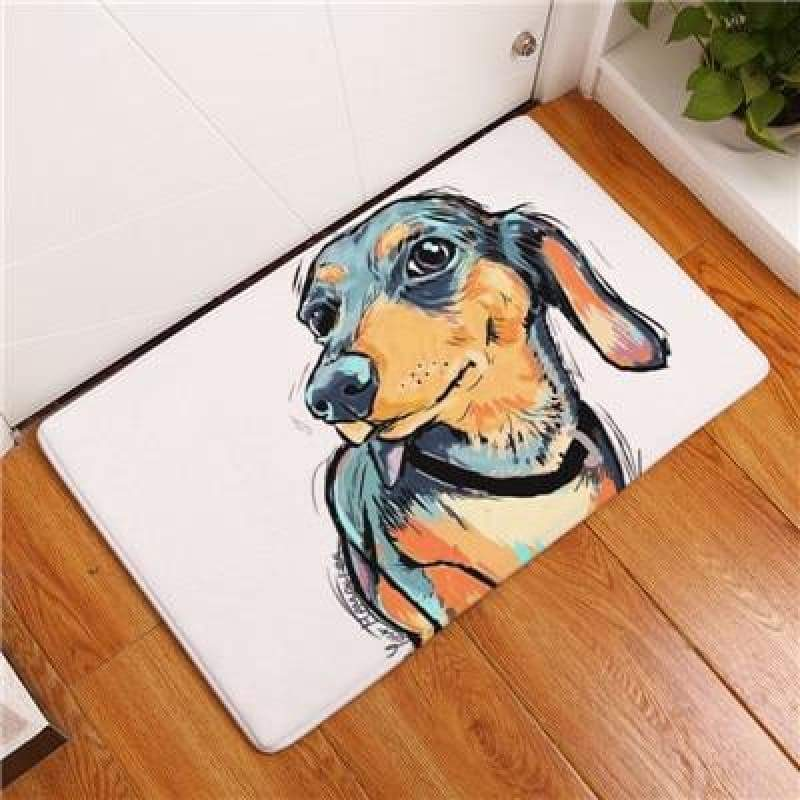 Dog Floor Mat Just For You - 14 / 40x60cm - Mat