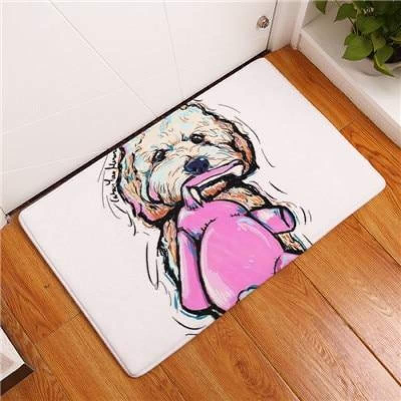 Dog Floor Mat Just For You - 15 / 40x60cm - Mat