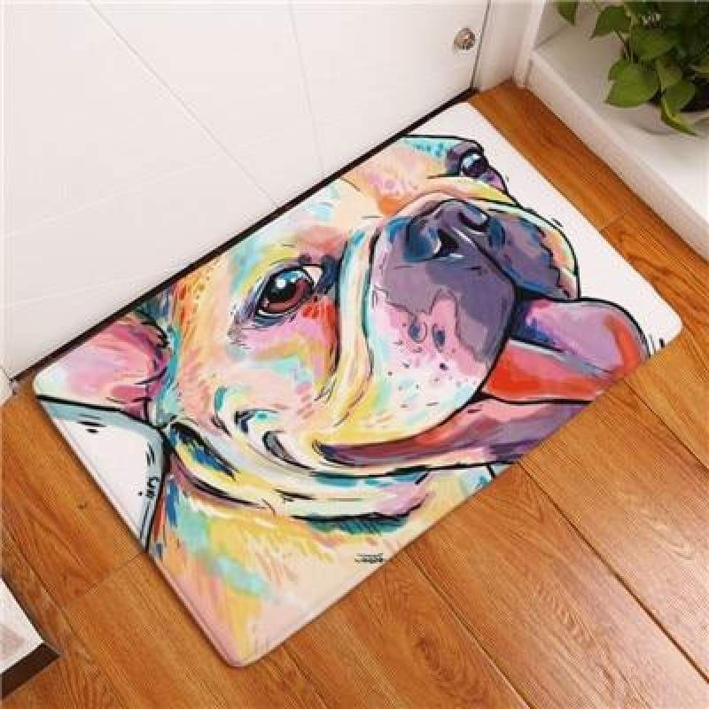 Dog Floor Mat Just For You - 16 / 40x60cm - Mat