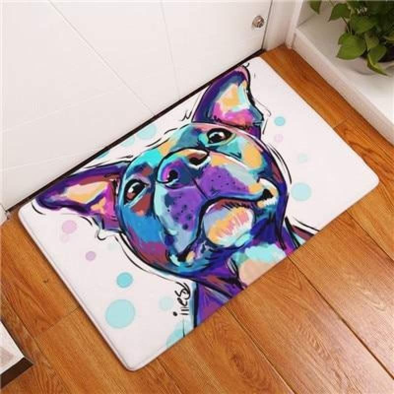 Dog Floor Mat Just For You - 18 / 40x60cm - Mat