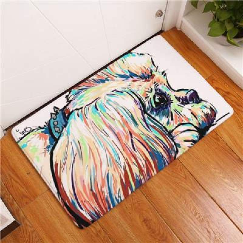 Dog Floor Mat Just For You - 20 / 40x60cm - Mat