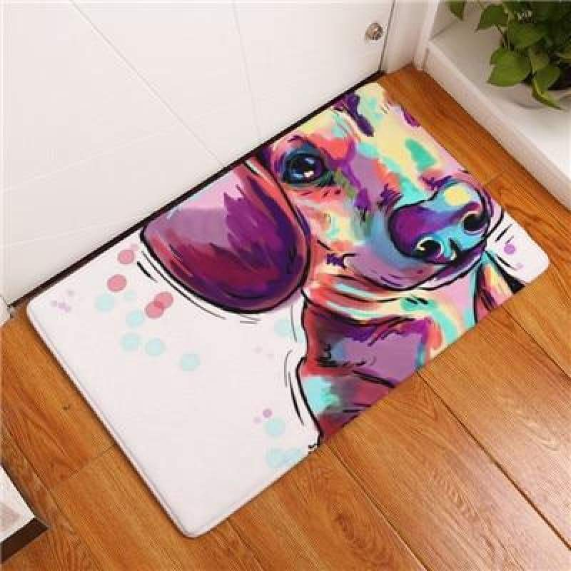 Dog Floor Mat Just For You - 21 / 40x60cm - Mat