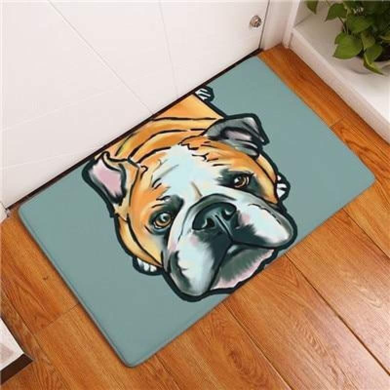 Dog Floor Mat Just For You - 2 / 40x60cm - Mat