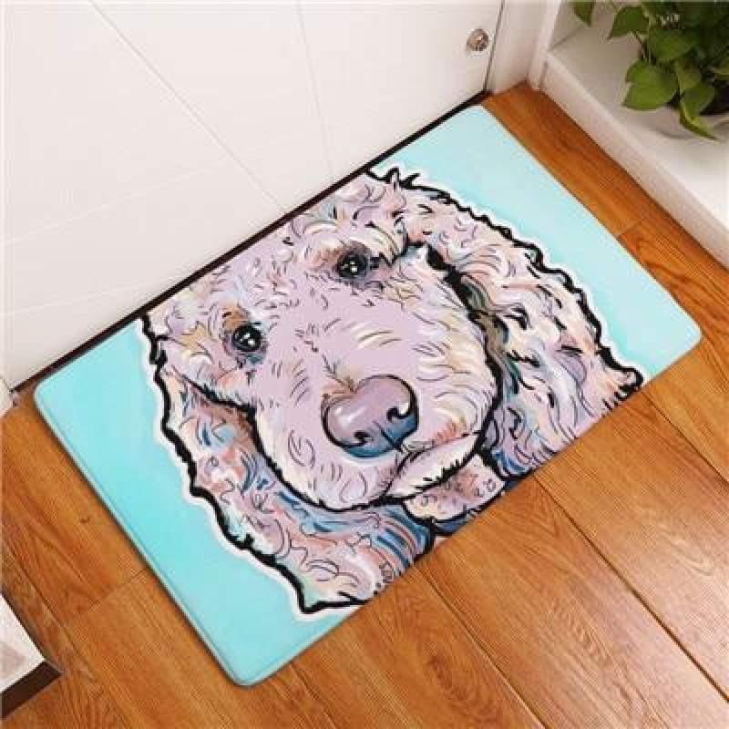 Dog Floor Mat Just For You - 4 / 40x60cm - Mat