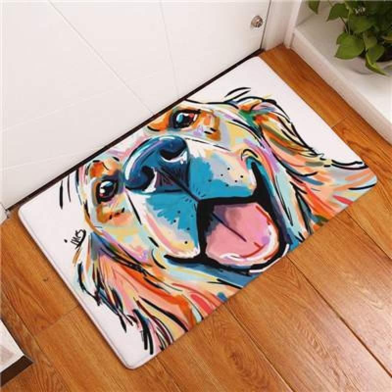 Dog Floor Mat Just For You - 6 / 40x60cm - Mat