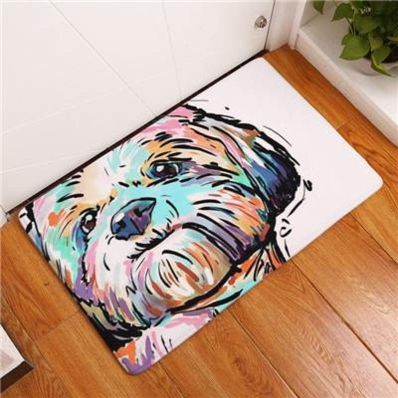 Dog Floor Mat Just For You - 8 / 40x60cm - Mat