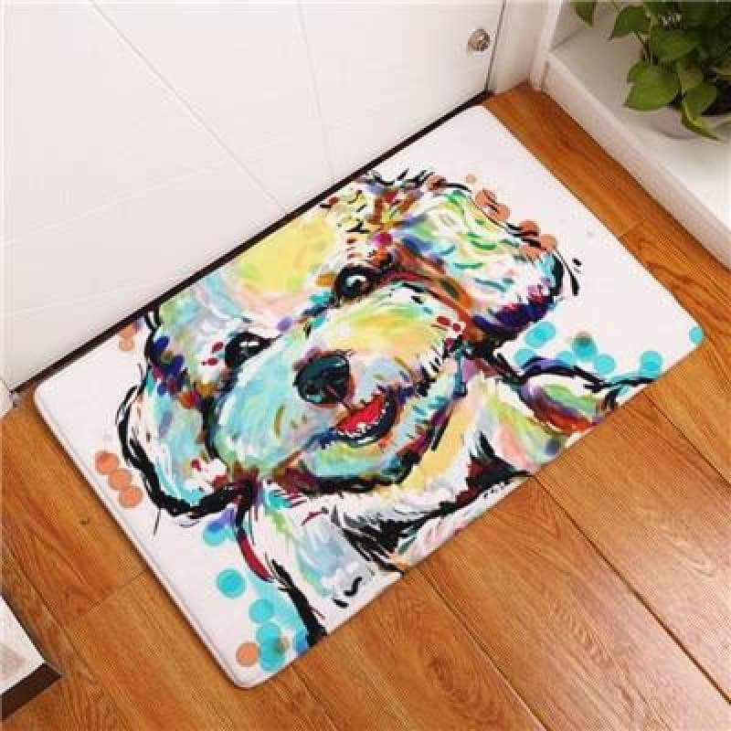 Dog Floor Mat Just For You - 9 / 40x60cm - Mat
