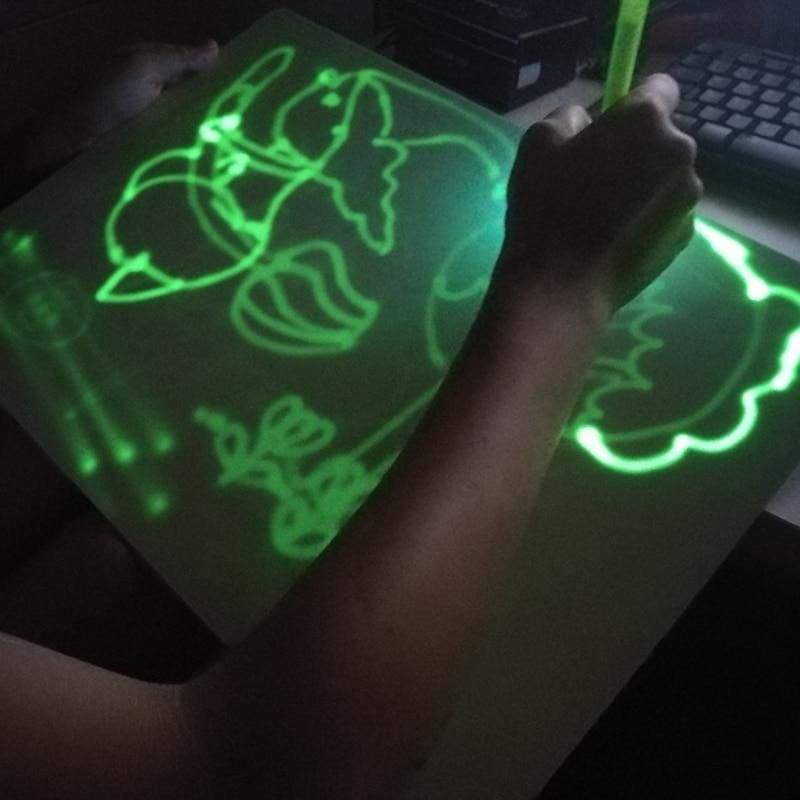 Draw With Light Kit Just For You - Drawing Toys