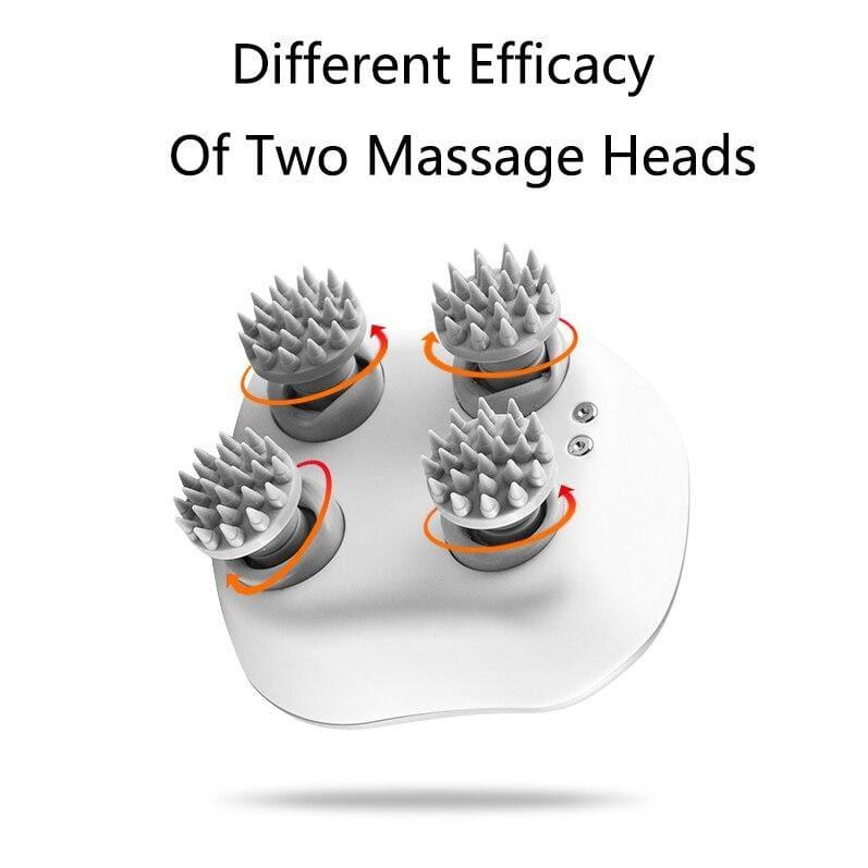 Electric Scalp Hair Massager - Hair Massager
