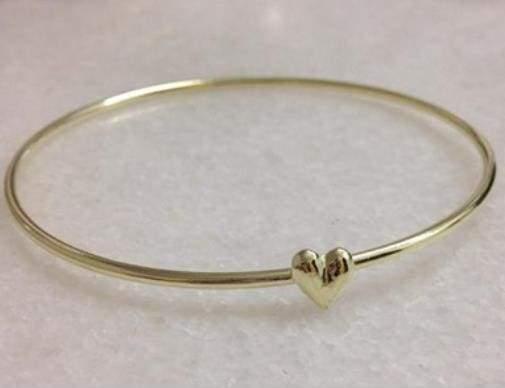 Fashionable Rope Chain Decoration Bracelet - 085 gold - Charm Bracelets