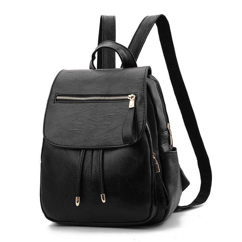 Fashion Backpack Casual Just For You - Black Backpack - Backpacks