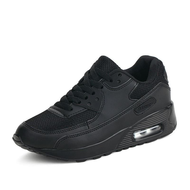 Fashion Casual Shoes Light Sneakers - 8902 Black / 8.5 - Mens Casual Shoes