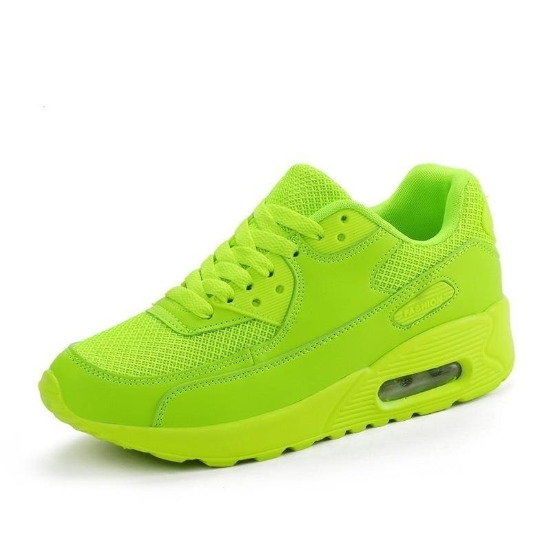 Fashion Casual Shoes Light Sneakers - 8902 Green / 6.5 - Mens Casual Shoes