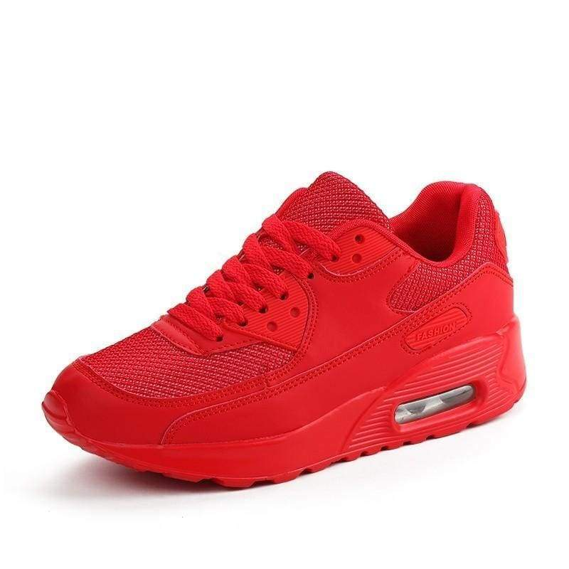 Fashion Casual Shoes Light Sneakers - 8902 Red / 8.5 - Mens Casual Shoes