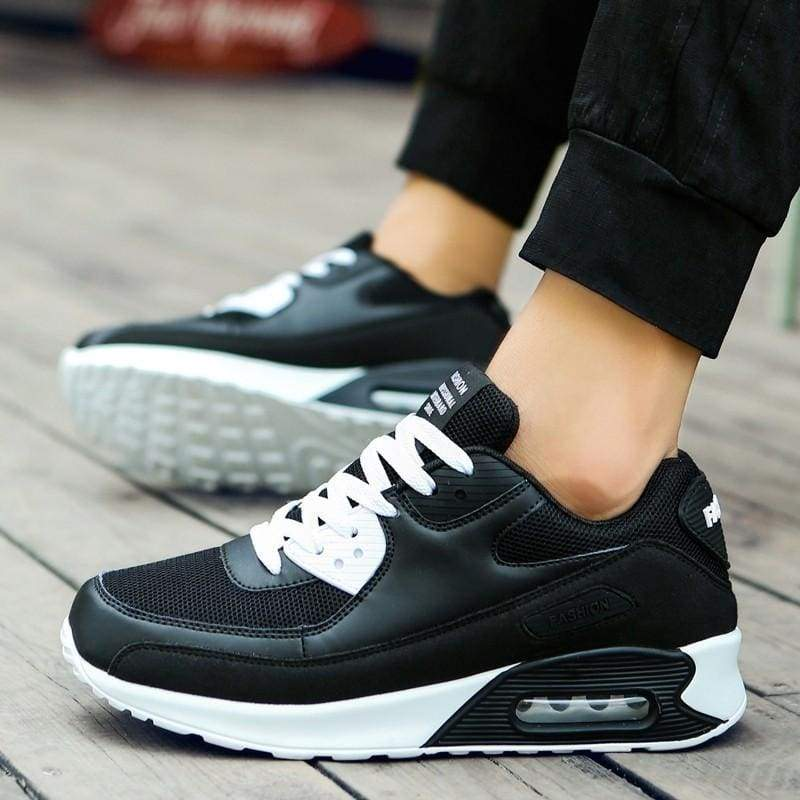 Fashion Casual Shoes Light Sneakers - 998 Black / 6.5 - Mens Casual Shoes