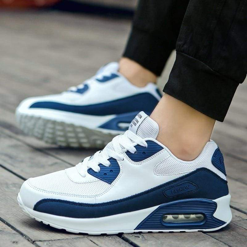 Fashion Casual Shoes Light Sneakers - 998 Blue / 8.5 - Mens Casual Shoes
