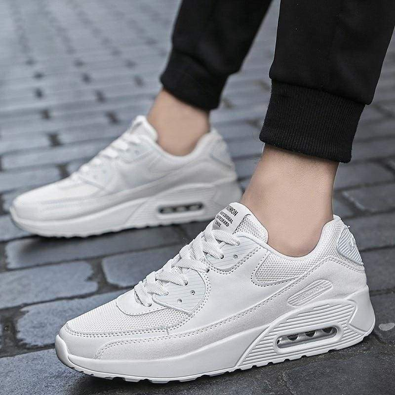 Fashion Casual Shoes Light Sneakers - 998 White / 13 - Mens Casual Shoes