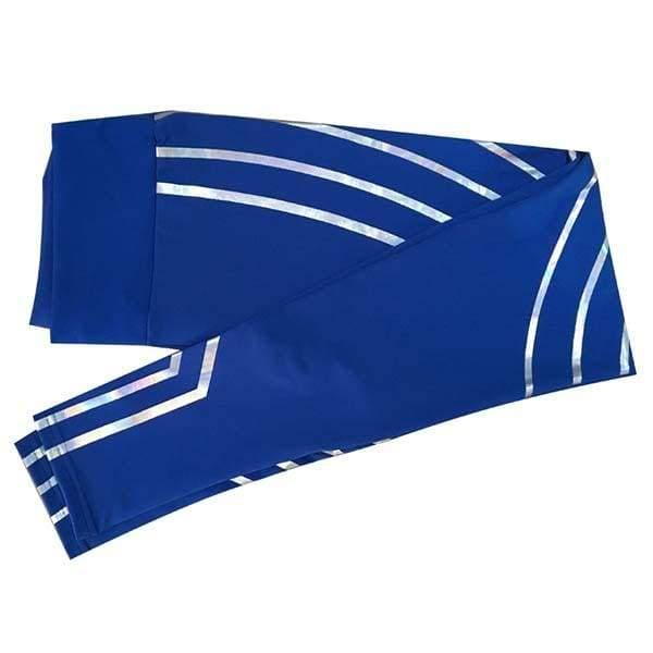 Fashion Slim Leggings - Blue / L - Leggings