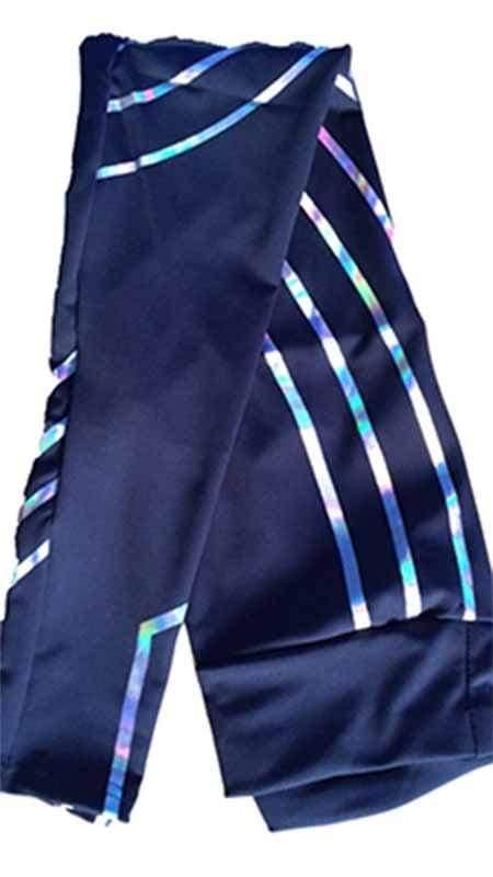 Fashion Slim Leggings - Navy Blue / L - Leggings
