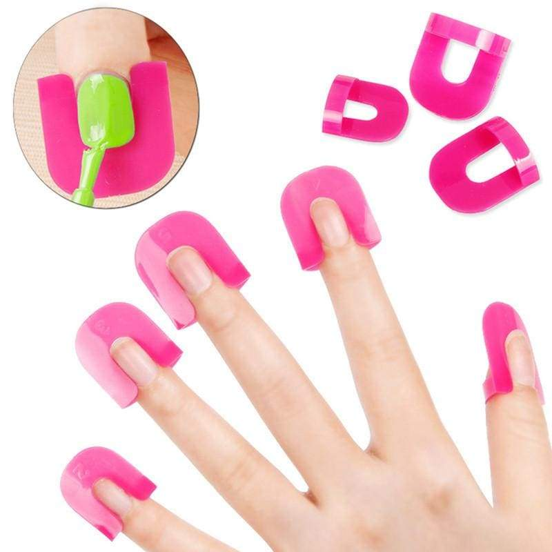 Finger Nail Polish Protector - As the picture - Stickers & Decals