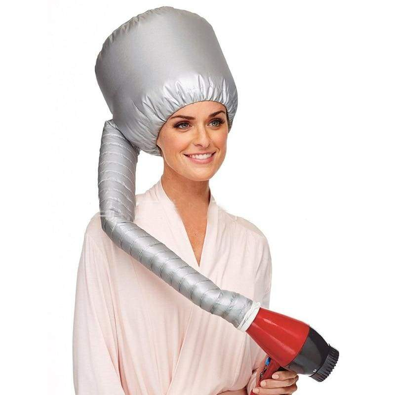 Hair Drying Cap Just For You - silver - Caps Foils & Wraps