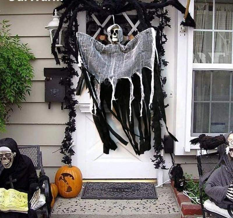Halloween Hanging Ghost - Party DIY Decorations