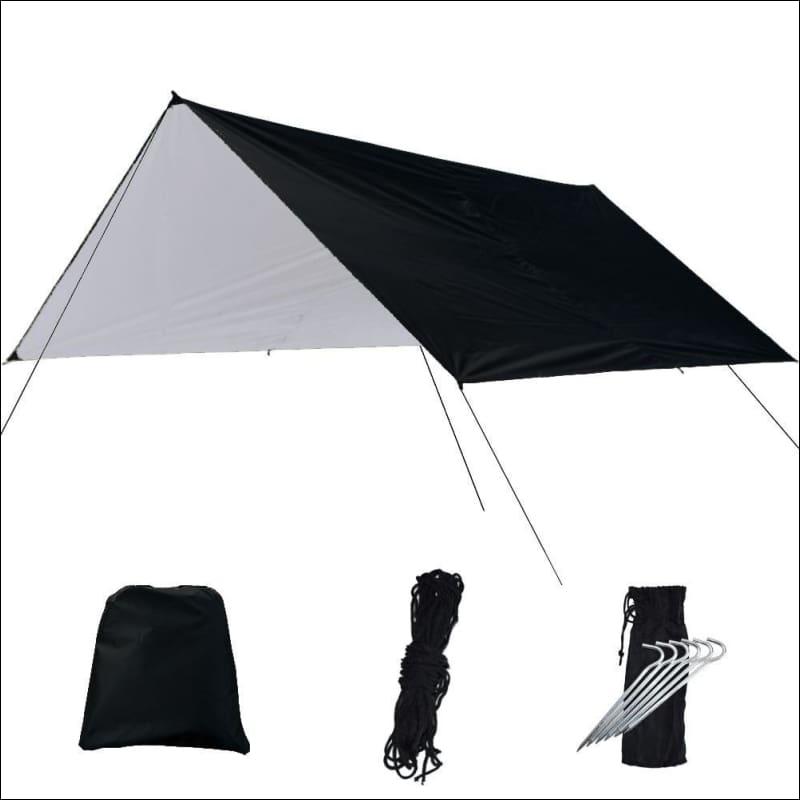 Hammock Tree Tent - black canopy - Hammock Tree Tent