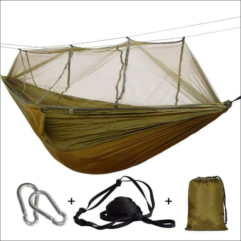 Hammock Tree Tent - camel green - Hammock Tree Tent