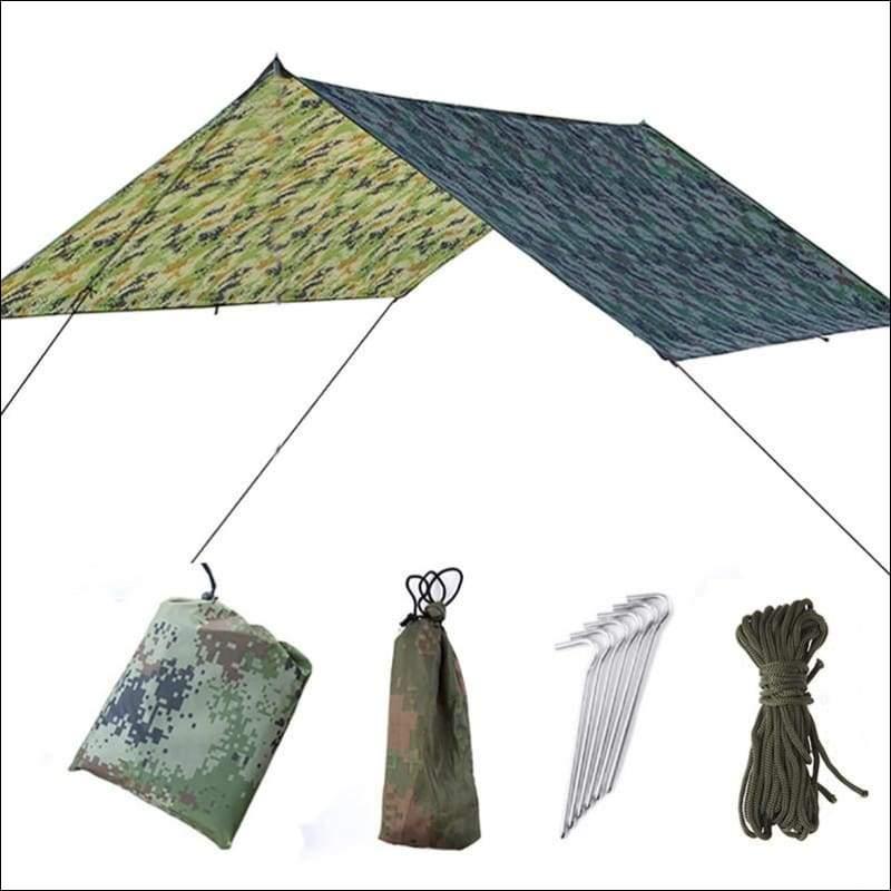 Hammock Tree Tent - camou canopy only - Hammock Tree Tent