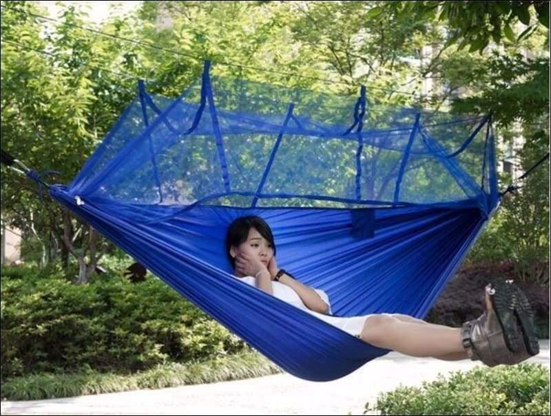 Hammock Tree Tent - deep blue - Hammock Tree Tent