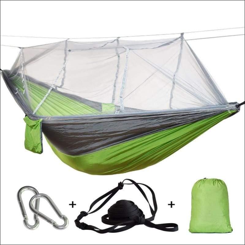 Hammock Tree Tent - grey green - Hammock Tree Tent