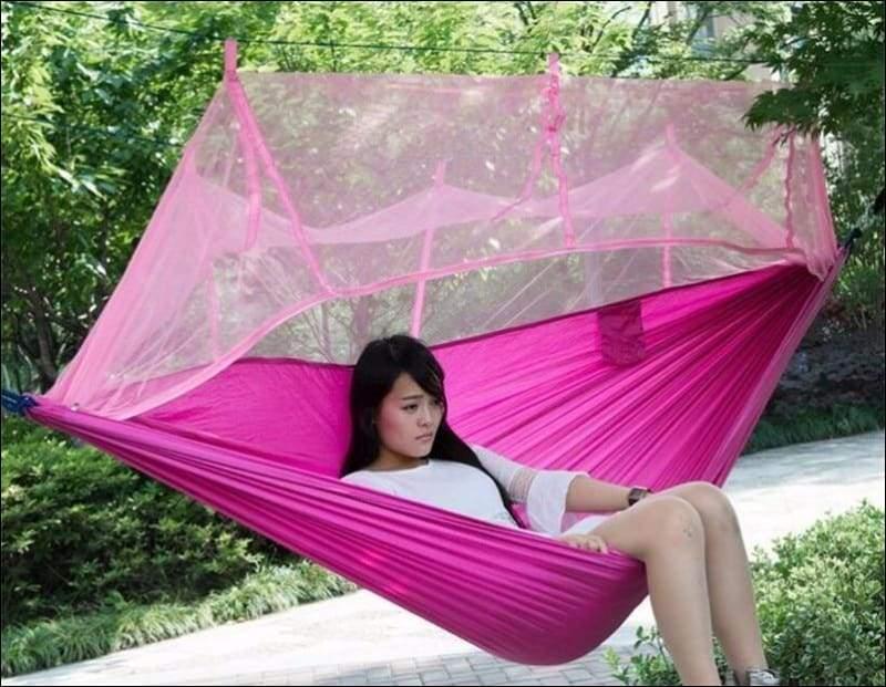 Hammock Tree Tent - pink - Hammock Tree Tent