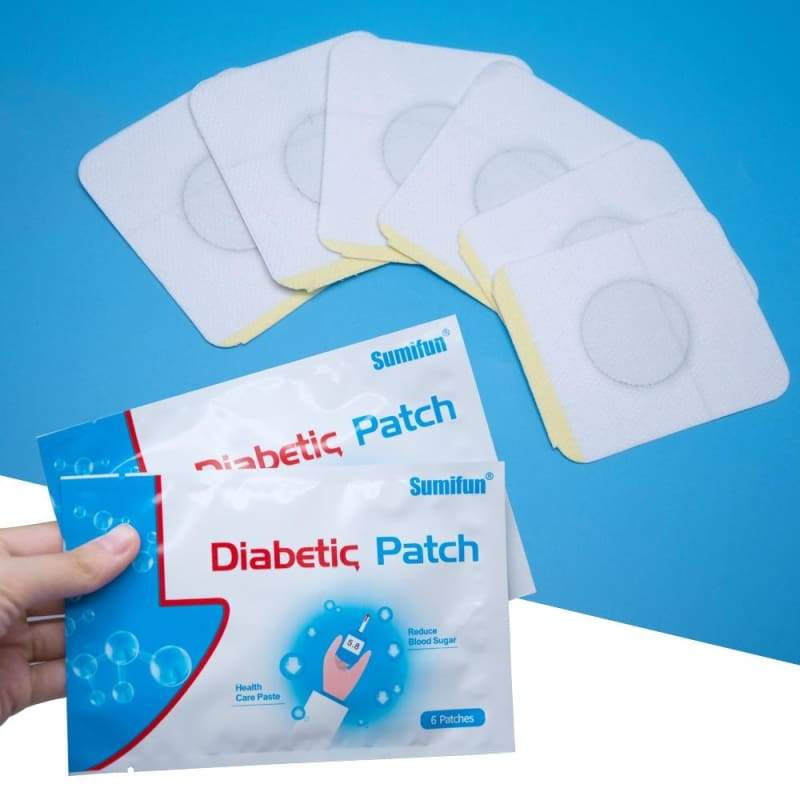 Herbal diabetic patches - Patches