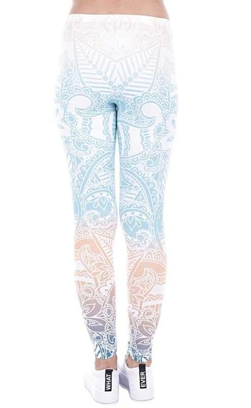 High Elasticity Fitness Legging - Leggings