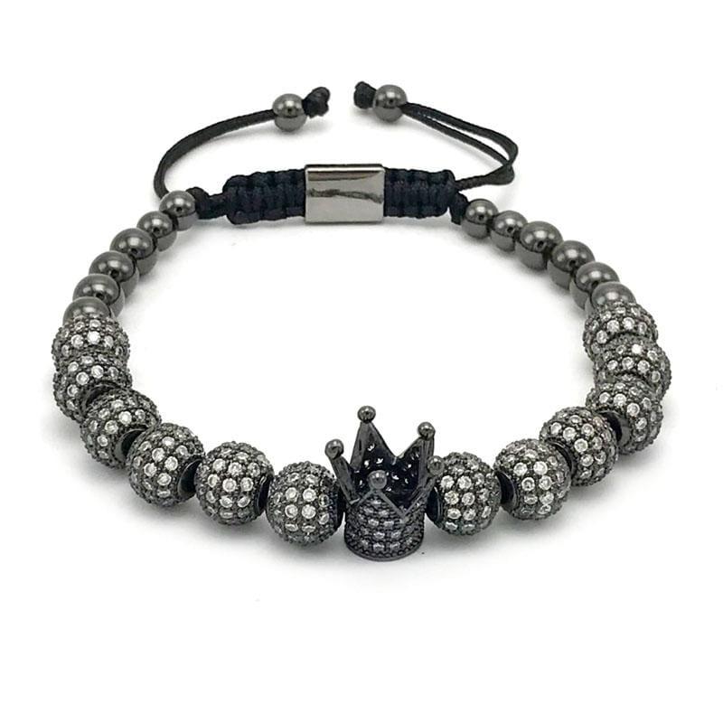Imperial Crown Bracelet - Strand Bracelets