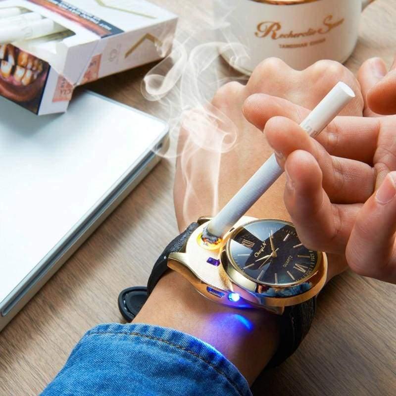 Lighter Watch - Quartz Watches