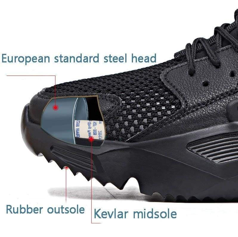 Lightweight Steel Toe Shoes - shoes