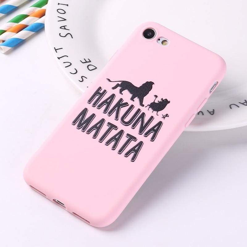 Lion King iPhone Case Cover - 4 / For iPhone 5 5S SE - Fitted Cases
