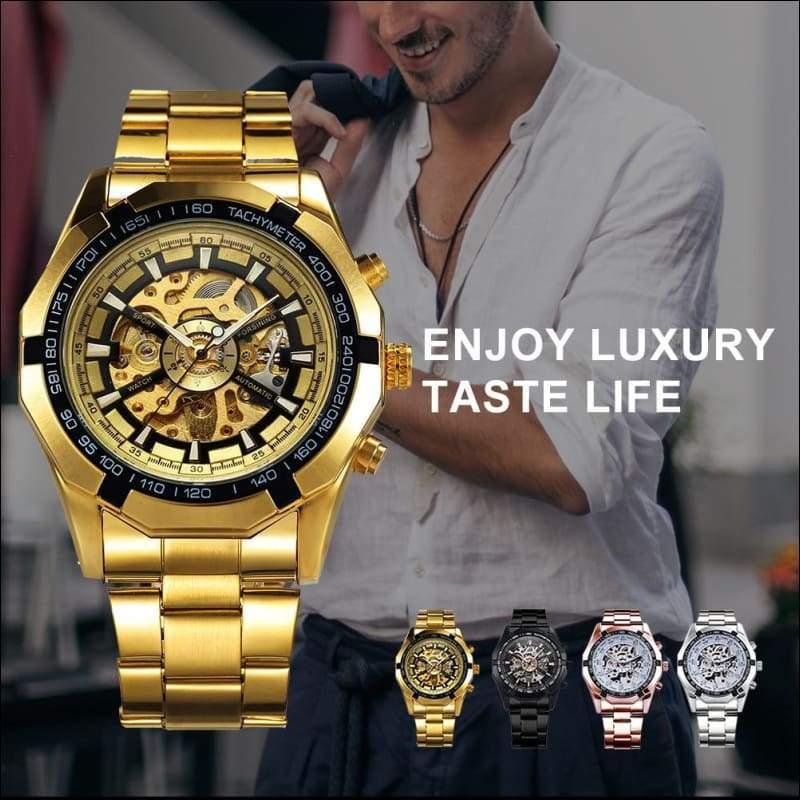 Mechanical watch luxury - Mechanical Watches
