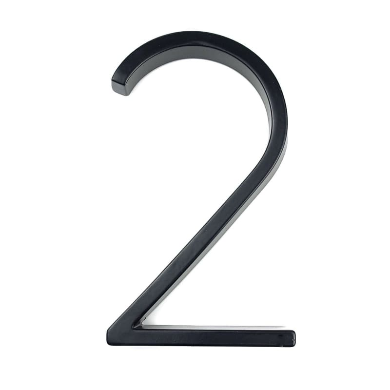 Modern House Number Just For You - 2 - Door Plates