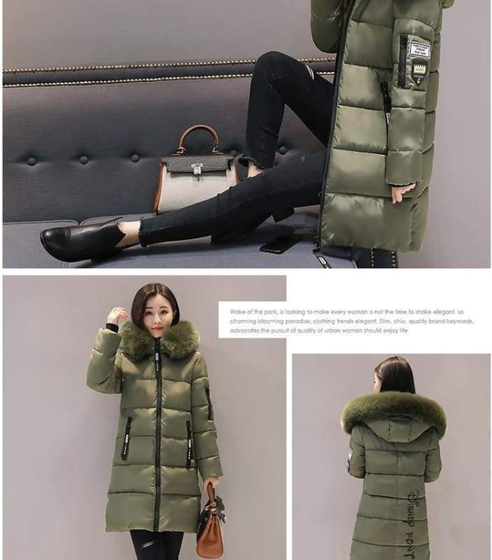 Parka Winter Coats Women Just For You - Women Coat