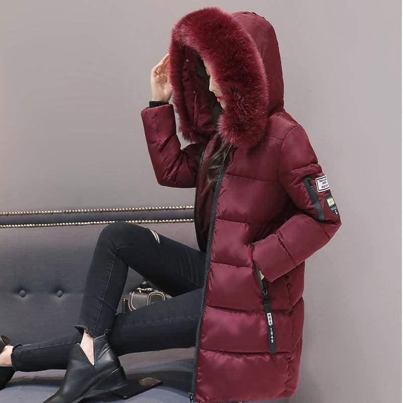 Parka Winter Coats Women Just For You - Women Coat
