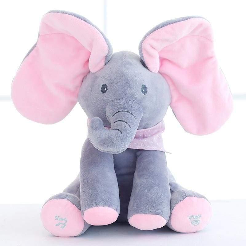Peek-a-Boo Elephant Just For You - Stuffed & Plush Animals