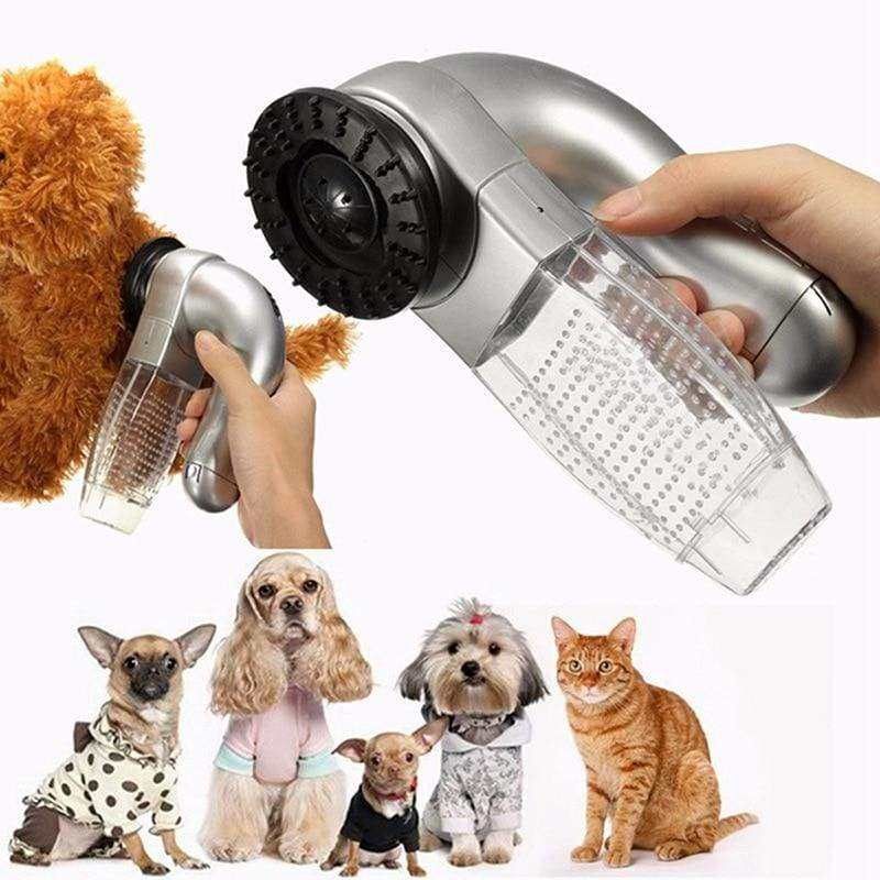 Pet Vacuum Cleaner Just For You - Dog Accessories